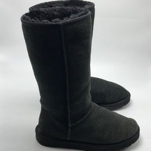UGG Classic Tall Boots in Black Sz 7